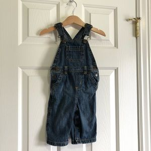 Old Navy 12M overalls